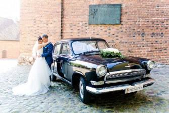 Samochód na wesele Lidzbark Warmiński Olsztyn