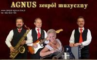 zespół AGNUS z Włocławka Włocławek