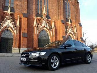 Ekskluzywne Audi A6 z 2013r niedawno poszerzyło nasza oferte Łódź