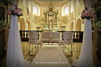 Dekoracja Kościoła Toruń