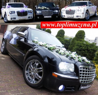 3 x Chrysler 300C + NAGRODA 2 DNI W APARTAMENCIE W TERMACH SZAFLARY  Katowice