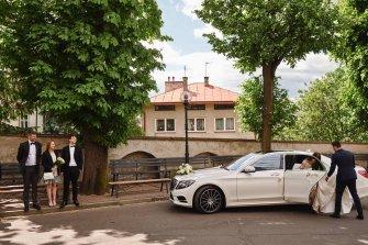 Najnowszy Mercedes S-Klasa  Rzeszów