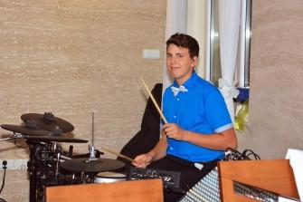 Perkusista Krystian Bełchatów
