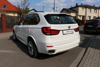 BMW X 5 do Ślubu Katowice