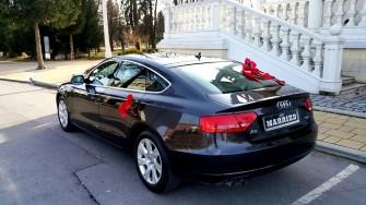 Ekskluzywne Audi A5 Kraków