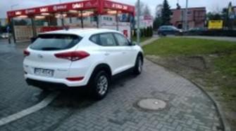 Tuscon i Fiat 125p Poznań