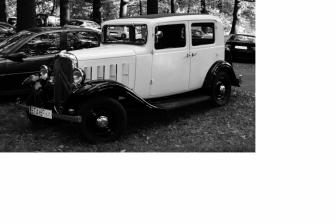 citroen rosalie 1933 Tarnowskie Góry