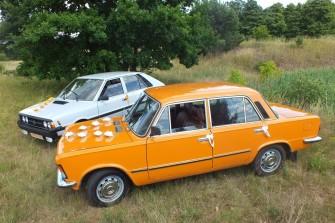 Fiat 125p, Polonez Borewicz - do ślubu Piła