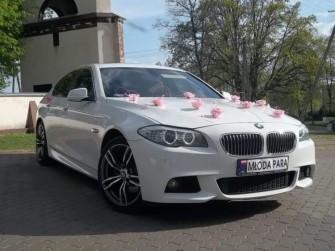 BMW 5 F10 M-pakiet Mińsk Mazowiecki