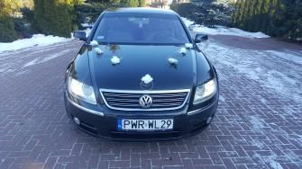 VW Phaeton!!! Września