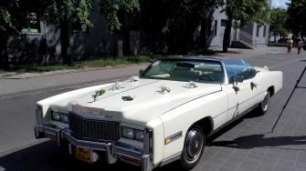 Cadillac Eldorado Kabriolet Otwock