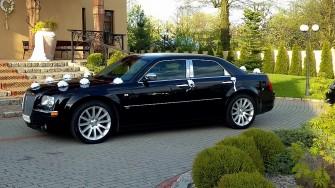 CZARNY CHRYSLER 300C*BMW X6* DO ŚLUBU Elbląg (okolice) ELBLĄG