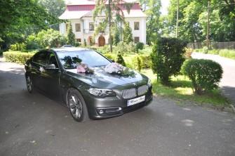 Nowe BMW do Ślubu - Małopolska Kraków