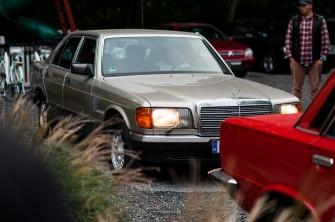 Mercedes i Fiat Sopot