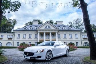 Maserati Quattroporte  Kielce