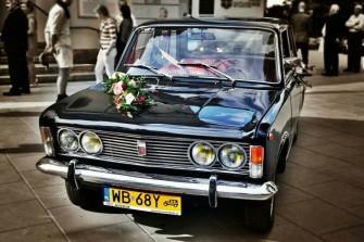 Fiat 125p Warszawa
