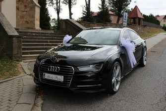 Audi A7 Sline  Krakow