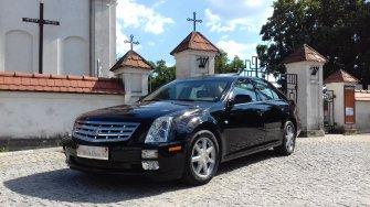 Samochód do ślubu Cadillac STS Wyszków