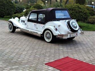 RETRO zabytkowe samochody do wynajęcia na ślub Kabriolet na wesele Wyszków