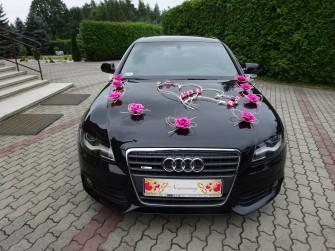 Samochód do ślubu AUDI A4 S-LINE Gliwice