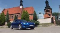 Sportowa Mazda do ślubu Kazimierz biskupi
