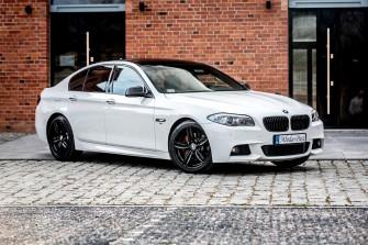 BMW 4 Grand Coupe, BMW 5 F10 2016r AUTO DO ŚLUBU OLSZTYN Olsztyn