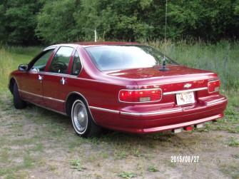 Chevrolet Caprice Classic V8 ��d�