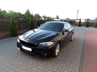 BMW M5 Radom