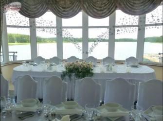 Sala nad jeziorem  Załakowo