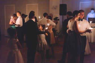 Taniec świetlisty Warszawa