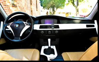 Auto Samochód do ślubu - BMW M5 Style Carbon Bydgoszcz