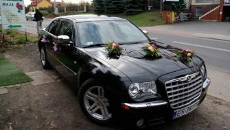 Chrysler 300C wynajem do �lubu, na wesele. Skierniewice i okolice