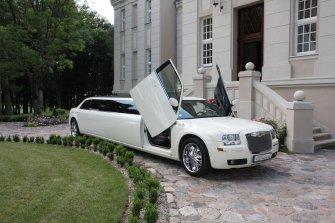 Chrysler 300C Lambo Doors Bydgoszcz