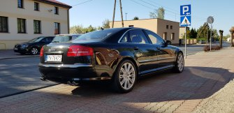 Audi A8 Konin i okolice