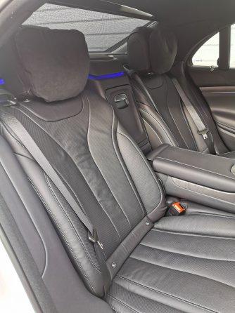 MSMflota - wynajem Mercedesa S400d long Kiekrz