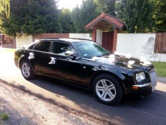 Chrysler 300C Bukowiec Andrespol Łódź Tomaszów Maz. Pabianice