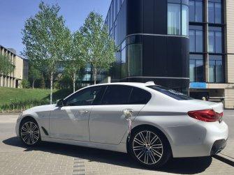 Auto do ślubu Gdańsk