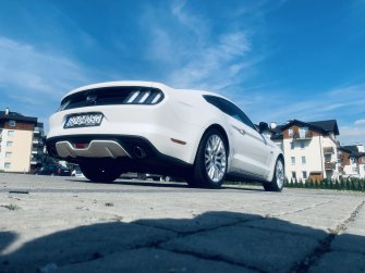 FORD MUSTANG GT 5.0 V8 421KM TYCHY