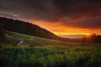 Piękne krajobrazy | STUDIO A | www.videostudio.info.pl Żywiec
