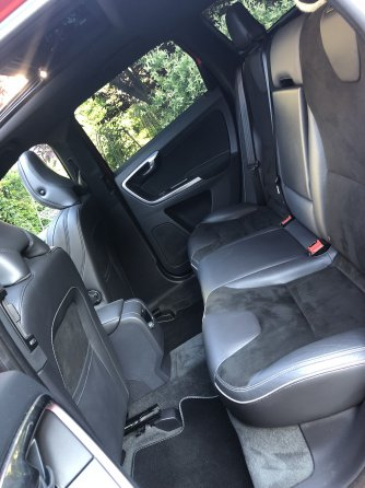 Wyjątkowy SUV Volvo XC60 T6 R-Design 330KM Nowy Sącz
