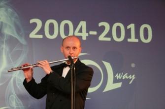 DJ-flecista Pozna�