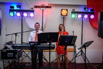 Usługi muzyczne zespół muzyczny Kontakt Świecie