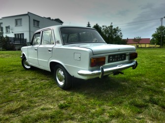 Fiat 125p  Poznań