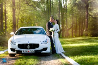 Maserati Quattroporte  Opole