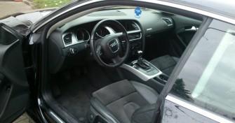 Audi A5 S-line Quattro do Twojego Ślubu Gdańsk