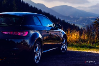 Alfa Romeo Brera do �lubu. Tarnowskie G�ry