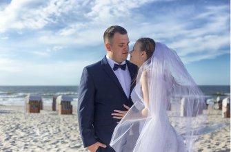 Sesja ślubna nad morzem Wrocław