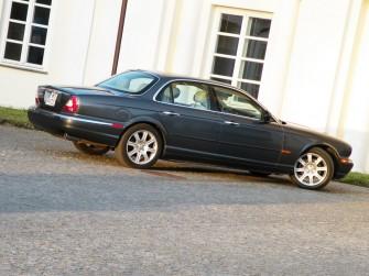 Jaguar XJ8 Daimler Siedlce