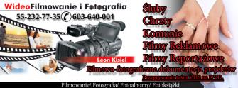 Wideofilmowanie i Fotografia Elbląg