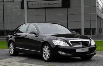 Mercedes W221 S-klasa LONG - Twoja limuzyna do ślubu! Warszawa